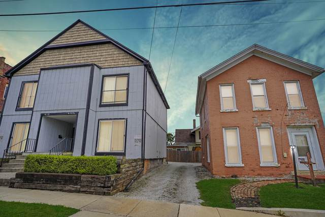 412-414 N Lee Street, Bloomington, IL 61701 (MLS #11241589) :: Littlefield Group