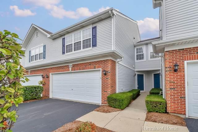 354 Grape Vine Trail #354, Oswego, IL 60543 (MLS #11241592) :: John Lyons Real Estate
