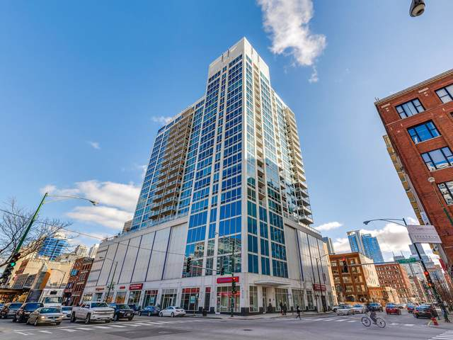 757 N Orleans Street #606, Chicago, IL 60654 (MLS #11241601) :: Lux Home Chicago