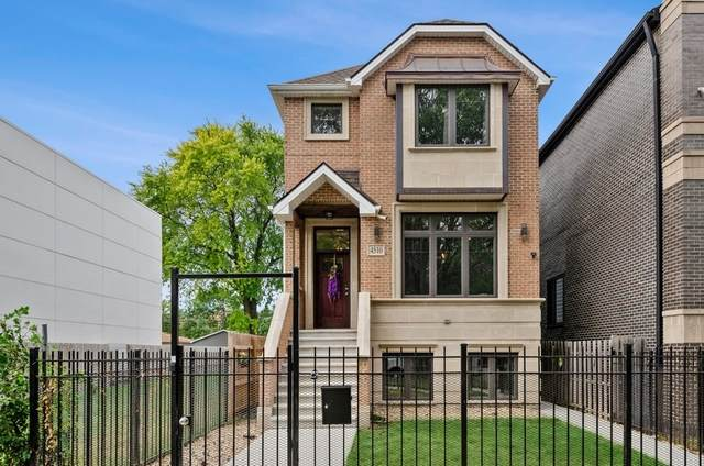 4510 S Prairie Avenue, Chicago, IL 60653 (MLS #11241655) :: The Wexler Group at Keller Williams Preferred Realty