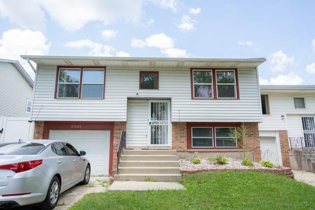21420 Peterson Avenue, Sauk Village, IL 60411 (MLS #11241658) :: John Lyons Real Estate