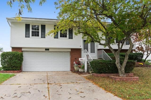 307 S Park Boulevard, Streamwood, IL 60107 (MLS #11241754) :: John Lyons Real Estate