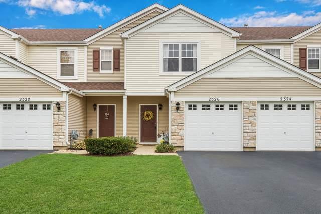 2326 Flagstone Lane #0, Carpentersville, IL 60110 (MLS #11241771) :: Littlefield Group