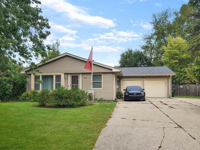 144 Circle Drive W, Montgomery, IL 60538 (MLS #11241846) :: John Lyons Real Estate
