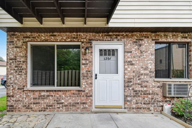 125 Willows Edge Court F, Willow Springs, IL 60480 (MLS #11241986) :: Littlefield Group
