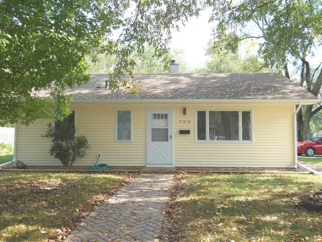 700 Juniper Drive, Rantoul, IL 61866 (MLS #11242013) :: Ryan Dallas Real Estate