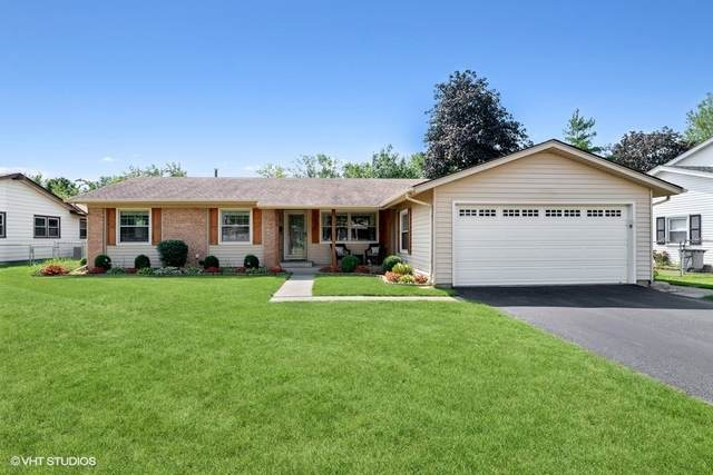 159 Brandywine Avenue, Elk Grove Village, IL 60007 (MLS #11242033) :: John Lyons Real Estate