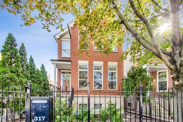317 W Goethe Street, Chicago, IL 60610 (MLS #11242055) :: Touchstone Group