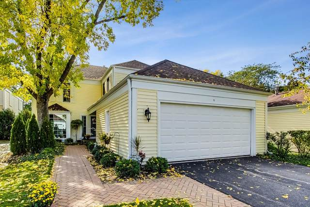 11 The Court Of Lagoon View, Northbrook, IL 60062 (MLS #11242083) :: The Spaniak Team