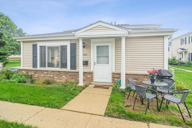 1486 Quaker Lane 166A, Prospect Heights, IL 60070 (MLS #11242125) :: Littlefield Group