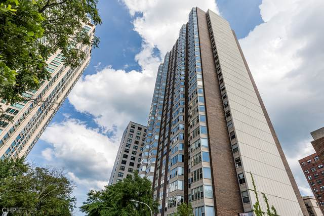 525 W Hawthorne Place P-003, Chicago, IL 60657 (MLS #11242128) :: Touchstone Group