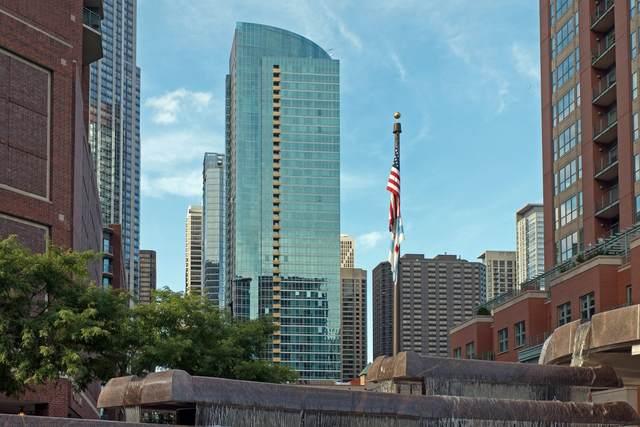505 N Mcclurg Court P-589, Chicago, IL 60611 (MLS #11242129) :: Touchstone Group