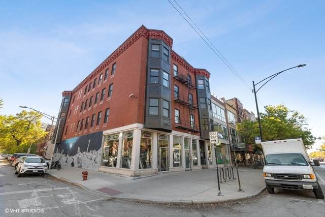 1735 W Division Street #301, Chicago, IL 60622 (MLS #11242169) :: John Lyons Real Estate