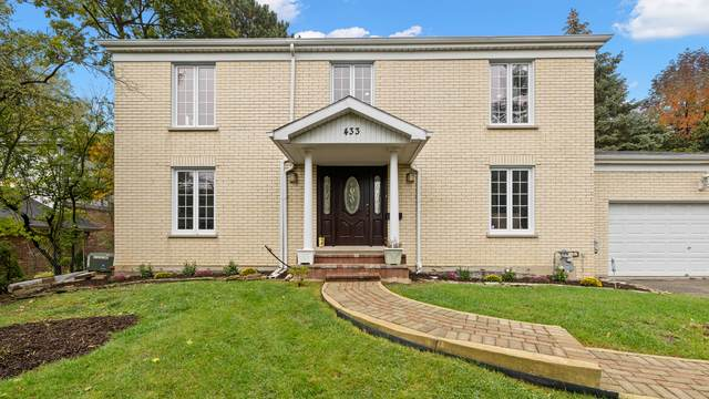 433 Hillside Drive, Highland Park, IL 60035 (MLS #11242175) :: John Lyons Real Estate