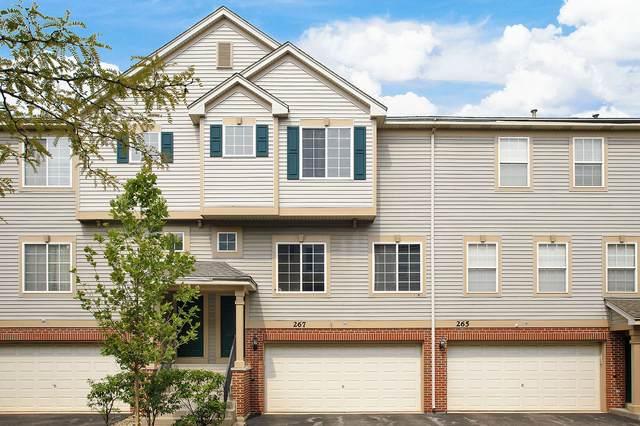 267 Monarch Drive, Streamwood, IL 60107 (MLS #11242242) :: John Lyons Real Estate