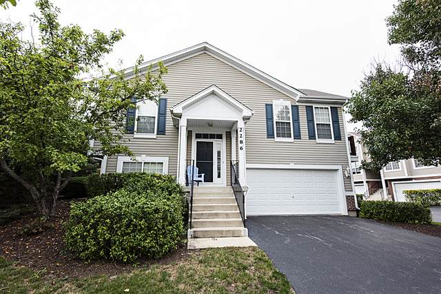 2286 Hudson Circle #2286, Aurora, IL 60502 (MLS #11242251) :: John Lyons Real Estate
