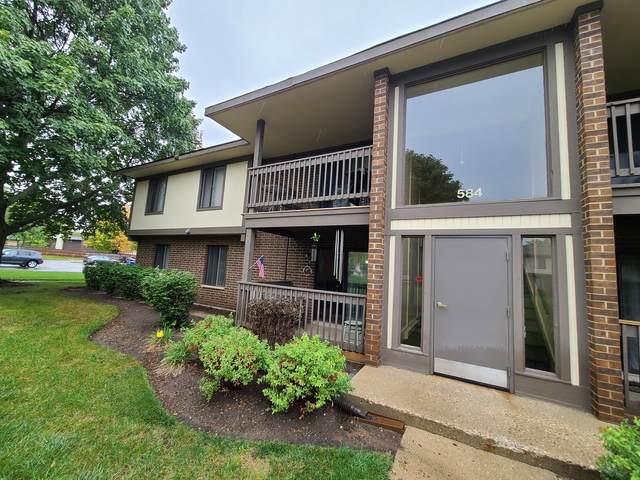 584 Somerset Lane #3, Crystal Lake, IL 60014 (MLS #11242292) :: John Lyons Real Estate