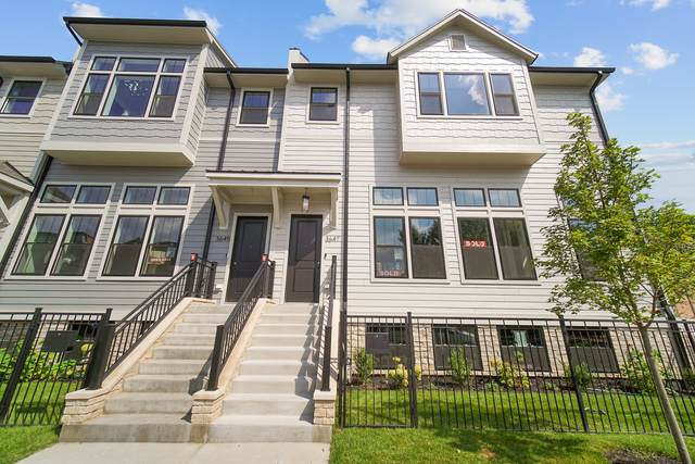 3645 S Calumet Avenue, Chicago, IL 60653 (MLS #11242331) :: The Wexler Group at Keller Williams Preferred Realty