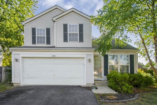 1000 Mission Boulevard, Joliet, IL 60436 (MLS #11242341) :: John Lyons Real Estate