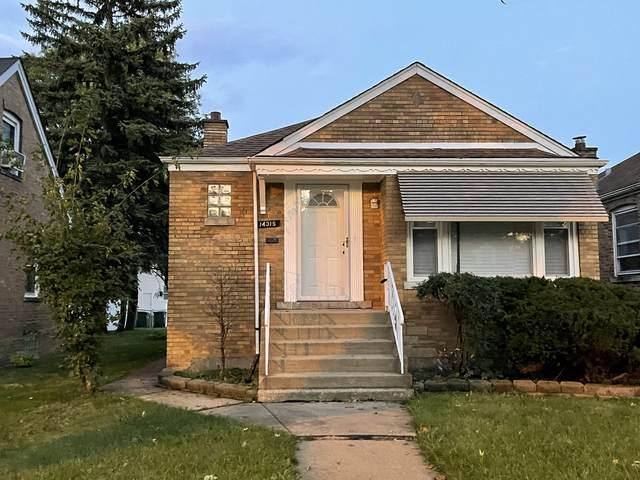 14315 S State Street, Riverdale, IL 60827 (MLS #11242375) :: John Lyons Real Estate