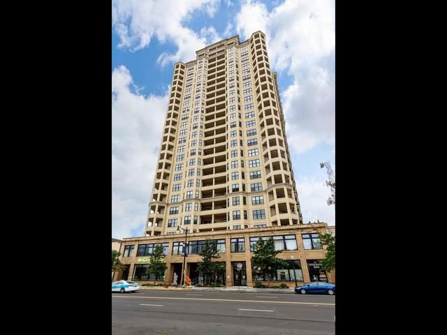 1464 S Michigan Avenue #1402, Chicago, IL 60605 (MLS #11242456) :: Littlefield Group