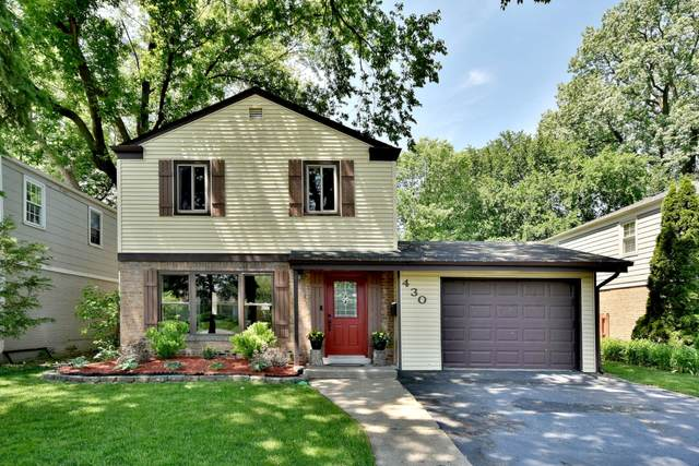 430 S Dryden Place, Arlington Heights, IL 60005 (MLS #11242457) :: The Wexler Group at Keller Williams Preferred Realty
