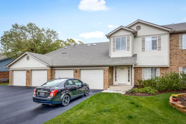 1529 Commodore Court #1, Schaumburg, IL 60193 (MLS #11242462) :: John Lyons Real Estate