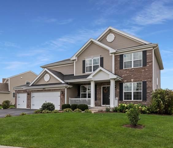505 Torrington Court, Oswego, IL 60543 (MLS #11242481) :: John Lyons Real Estate