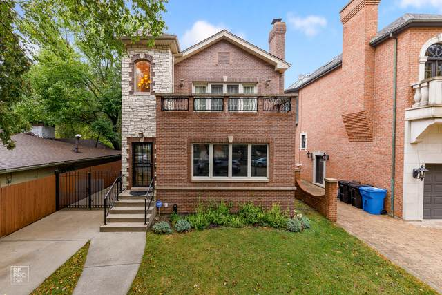 6063 N Lucerne Avenue, Chicago, IL 60646 (MLS #11242529) :: John Lyons Real Estate