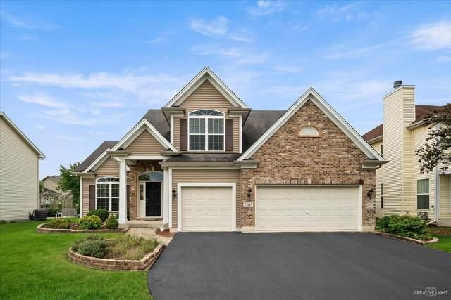 2105 Hearthstone Drive, Bartlett, IL 60103 (MLS #11242530) :: John Lyons Real Estate
