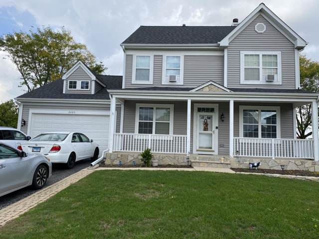 2405 Lindsay Court, West Chicago, IL 60185 (MLS #11242543) :: Carolyn and Hillary Homes