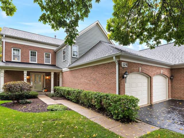 125 Yale Court, Glenview, IL 60025 (MLS #11242579) :: Littlefield Group