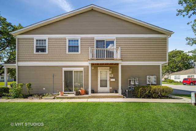 684 Cleo Court #684, Wheeling, IL 60090 (MLS #11242628) :: The Wexler Group at Keller Williams Preferred Realty
