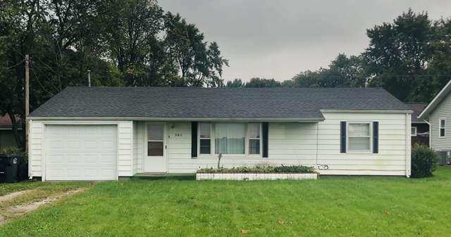 505 Northline Road, Tuscola, IL 61953 (MLS #11242670) :: Ryan Dallas Real Estate