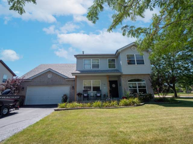 118 Bushthorn Drive, Elwood, IL 60421 (MLS #11242680) :: John Lyons Real Estate