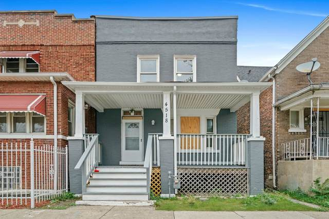 4518 W Wilcox Street, Chicago, IL 60624 (MLS #11242706) :: The Wexler Group at Keller Williams Preferred Realty