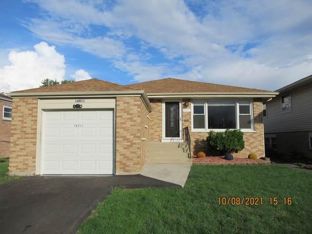 16011 Vine Avenue, Harvey, IL 60426 (MLS #11242718) :: Littlefield Group