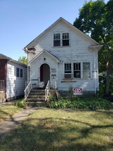 12411 S May Street, Calumet Park, IL 60827 (MLS #11242739) :: The Wexler Group at Keller Williams Preferred Realty