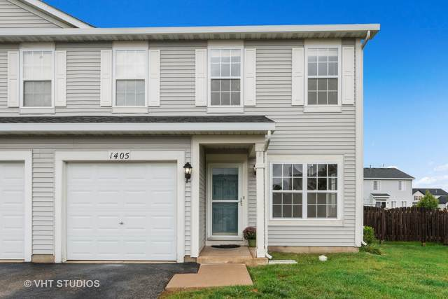 1405 Sommer Court, Minooka, IL 60447 (MLS #11242795) :: The Wexler Group at Keller Williams Preferred Realty
