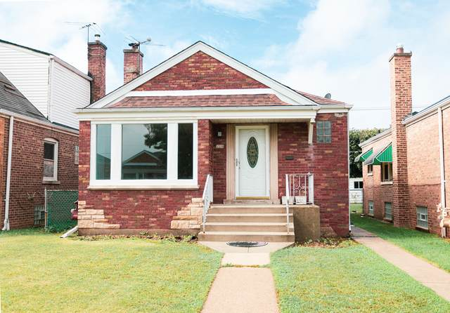 5316 S Springfield Avenue, Chicago, IL 60632 (MLS #11242819) :: Littlefield Group