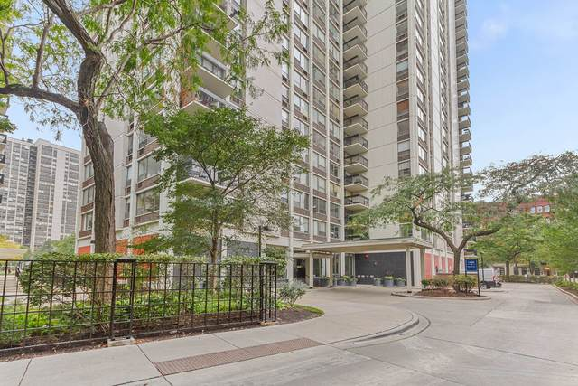 1460 N Sandburg Terrace 2905A, Chicago, IL 60610 (MLS #11242880) :: The Wexler Group at Keller Williams Preferred Realty