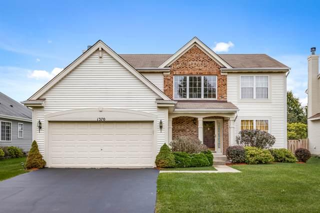 1370 Evergreen Lane, Pingree Grove, IL 60140 (MLS #11242909) :: John Lyons Real Estate