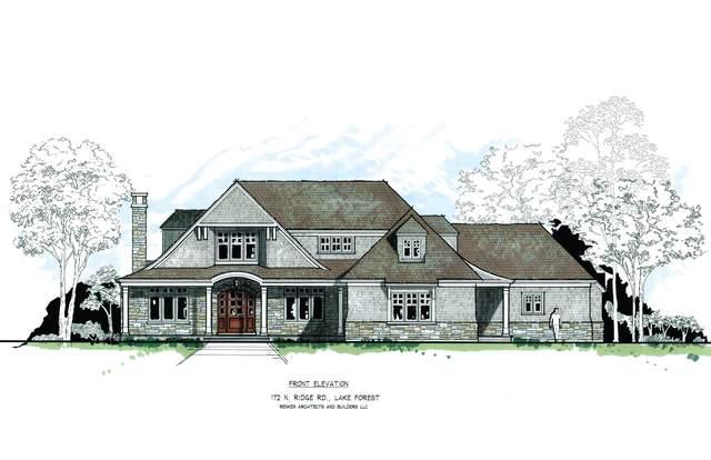172 N Ridge Road, Lake Forest, IL 60045 (MLS #11242938) :: Littlefield Group