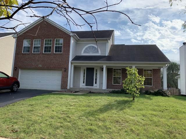 623 Manhattan Circle, Oswego, IL 60543 (MLS #11243015) :: John Lyons Real Estate