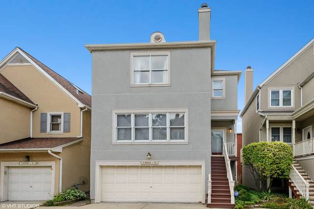 1806 W Diversey Parkway F, Chicago, IL 60614 (MLS #11243080) :: Touchstone Group