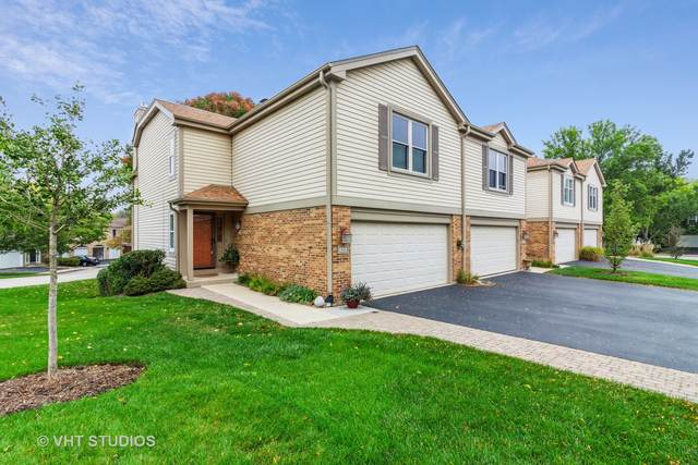 445 River Front Circle, Naperville, IL 60540 (MLS #11243107) :: Littlefield Group