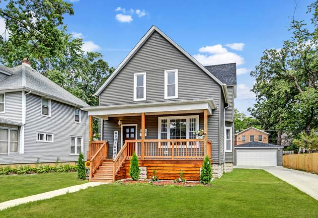 1638 W 100th Place, Chicago, IL 60643 (MLS #11243108) :: John Lyons Real Estate