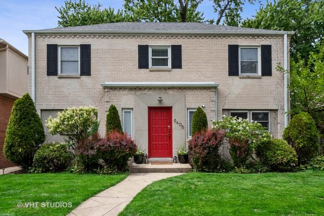 6406 N Navajo Avenue, Chicago, IL 60646 (MLS #11243114) :: John Lyons Real Estate