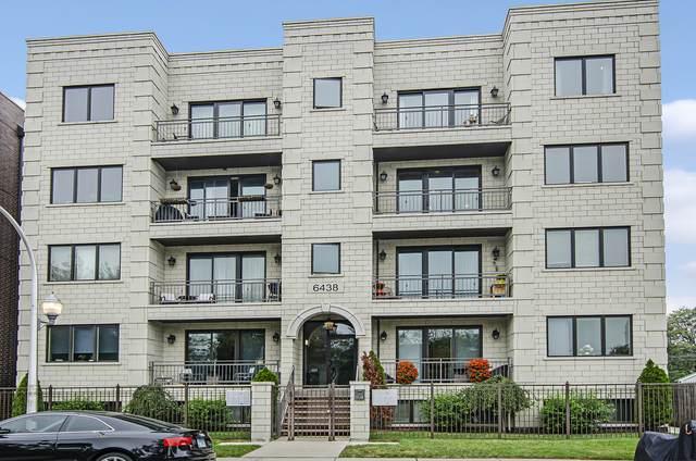 6438 S Woodlawn Avenue 4N, Chicago, IL 60637 (MLS #11243193) :: John Lyons Real Estate