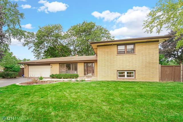 580 Springhill Drive, Roselle, IL 60172 (MLS #11243235) :: Lux Home Chicago